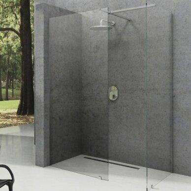 Prabangi dušo kabina Ravak Walk-in Double Wall, 60 - 160 cm
