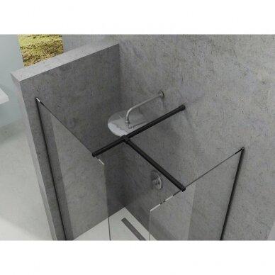 Prabangi dušo kabina Ravak Walk-in Double Wall, 60 - 160 cm 5