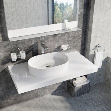 Praustuvas Ravak Ceramic Slim O  55 cm 2