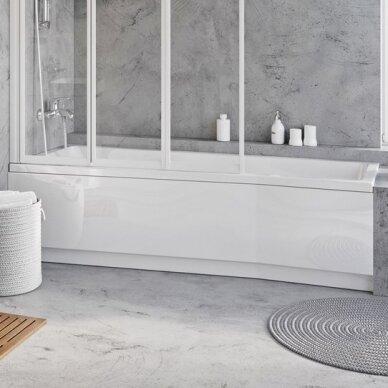 Priekinė apdailos plokštė voniai Ravak BeHappy II