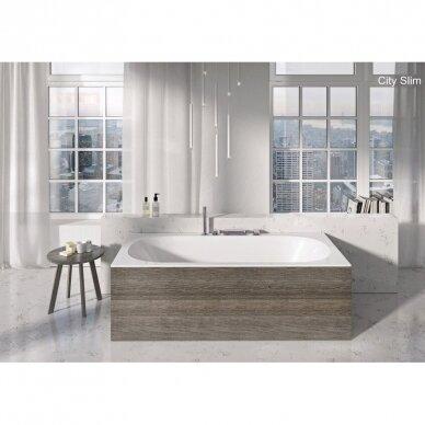 Priekinė apdailos plokštė voniai Ravak City 4