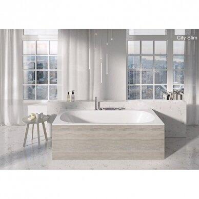 Priekinė apdailos plokštė voniai Ravak City 5