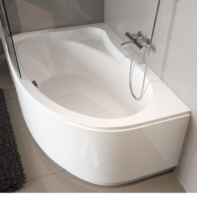 Priekinis uždengimas voniai Riho Lyra 140, 153, 170 cm 3