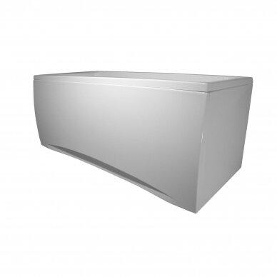 Priekinis vonios uždengimas voniai Audra 170 cm