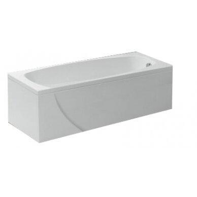 Priekinis vonios uždengimas voniai Kyma Lina 170 cm