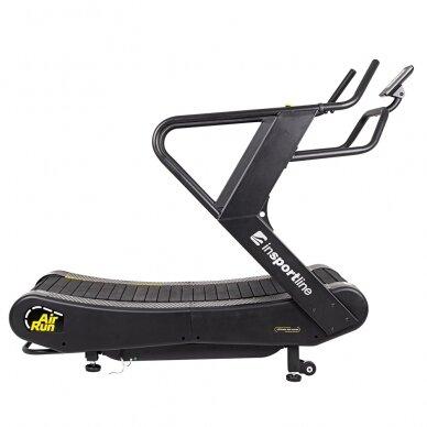 Profesionalus bėgimo / ėjimo mechaninis takelis inSPORTline Air-Run (iki 180kg) 2