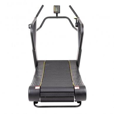 Profesionalus bėgimo / ėjimo mechaninis takelis inSPORTline Air-Run (iki 180kg) 3