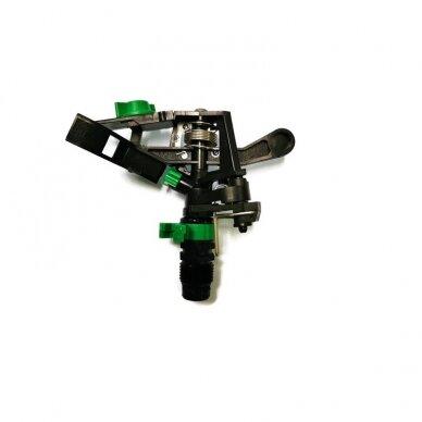 Purkštuvas 427 GAG 3,2mm, sektorinis