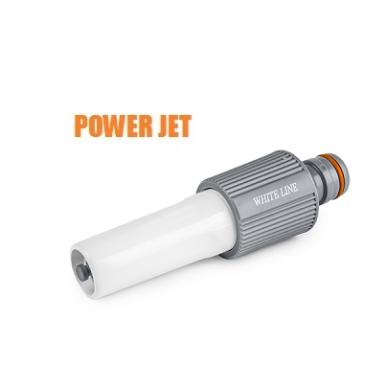 Purkštuvas Power Jet, didelio pralaidumo