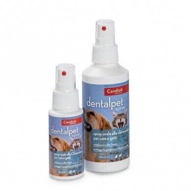 Purškalas burnos ertmės priežiūrai Candioli DentalPet® 2