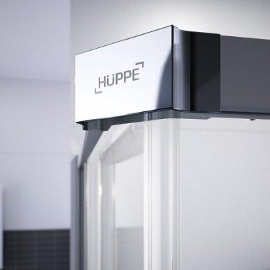 Pusapvalė dušo kabina Huppe Classic 2 80, 90, 100 cm 6