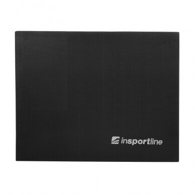 Pusiausvyros pakyla InSPORTline Brik 48x40x6,2 cm - Black 2