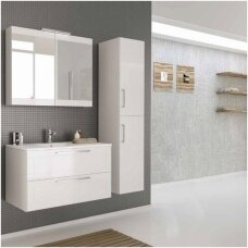 Vonios baldų komplektas Serena Retro 90