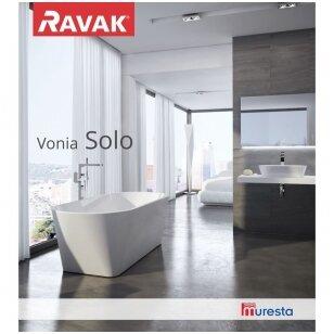 RAVAK – įkvepiantys čekiški vonios kambario sprendimai