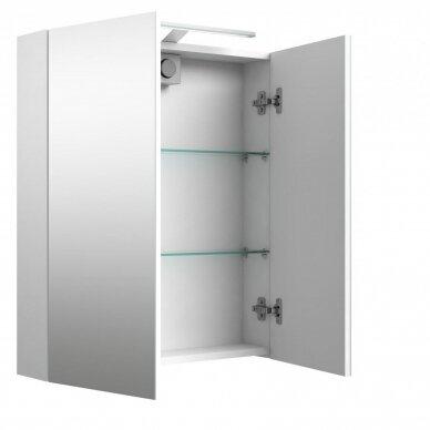 Vonios baldų komplektas Scandic 60 2
