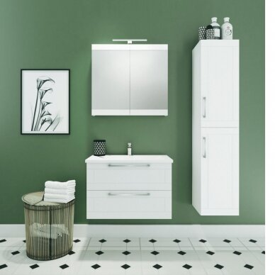 Vonios baldų komplektas Serena Retro 75