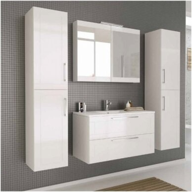 Vonios baldų komplektas Serena Retro 90 2