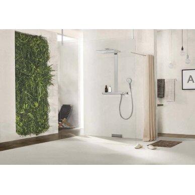 Dušo sistema su termostatiniu maišytuvu Hansgrohe Rainmaker Select 400 3jet 2