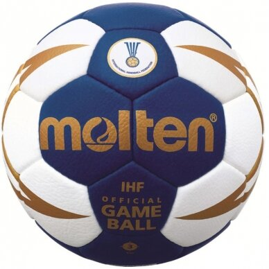 Rankinio kamuolys MOLTEN H3X5001-BW-X