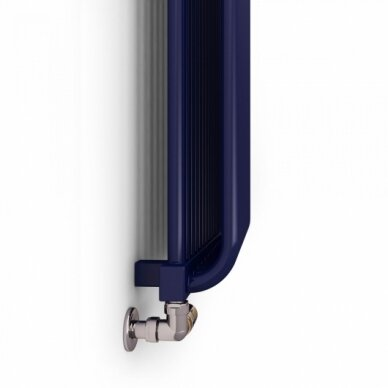 Rankšluosčių džiovintuvas - radiatorius Terma Delfin V 2