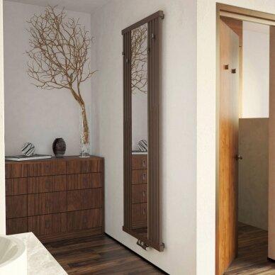 Rankšluosčių džiovintuvas su veidrodžiu Terma Intra 3