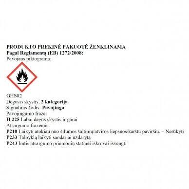 Rankų dezinfekcinis skystis Inobio 0,5 l 3