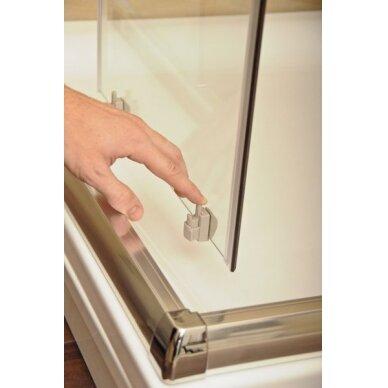 Ravak Dušo durys Blix BLDP2 100, 110, 120 cm 4