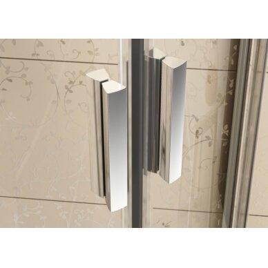 Dušo durys Ravak Blix BLDP4 120 - 200 cm 4