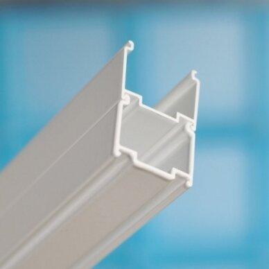 Ravak dušo komplektas: kabina SRV2-75S+ SRV2-90S + padėklas + sifonas 5