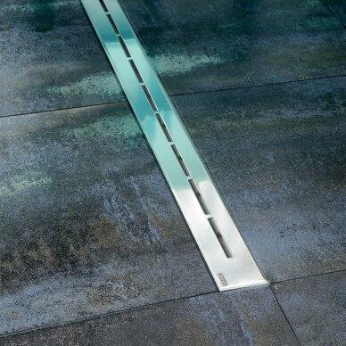 Nutekamasis dušo latakas Ravak Runway (30, 75, 85, 95,105 cm)