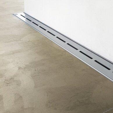 Nutekamasis dušo latakas Ravak Runway (30, 75, 85, 95,105 cm) 2