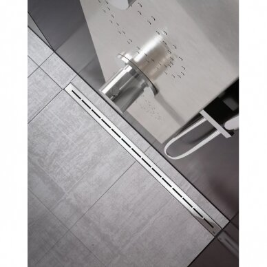 Nutekamasis dušo latakas Ravak Runway (30, 75, 85, 95,105 cm) 3