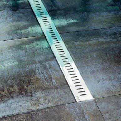 Nutekamasis dušo latakas Ravak Zebra 75, 85 cm