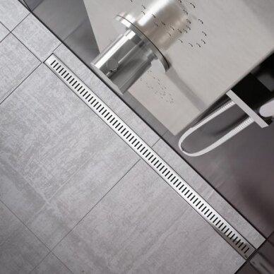 Nutekamasis dušo latakas Ravak Zebra 75, 85 cm 2