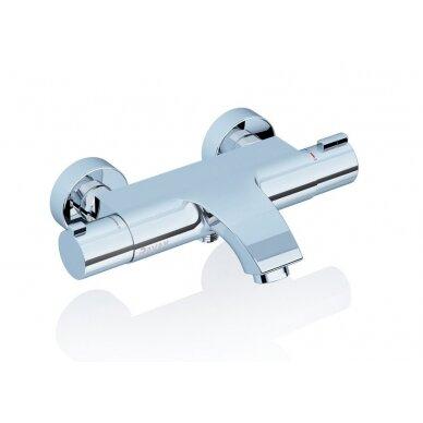 Termostatinis vonios maišytuvas Ravak 150 mm