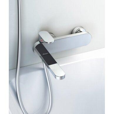 Vonios/dušo maišytuvas Ravak Chrome 150 mm 4
