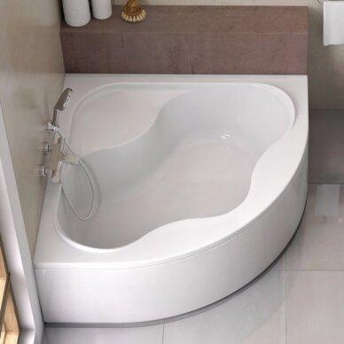 Vonios komplektas Ravak: vonia Gentiana 150 cm