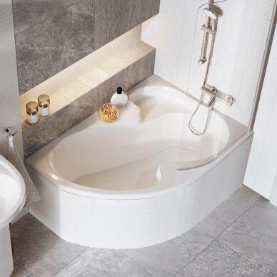 Vonios komplektas Ravak : vonia Rosa I 140 cm L/R