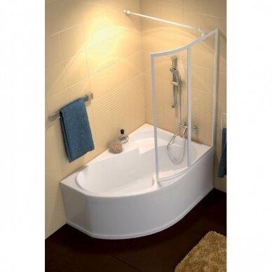 Vonios komplektas Ravak : vonia Rosa I 140 cm L/R 2