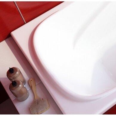 Ravak vonios komplektas: vonia Vanda II 150 cm 3
