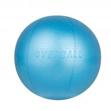 Reabilitacinis-treniruočių kamuoliukas Yate Overball Blue, 23cm