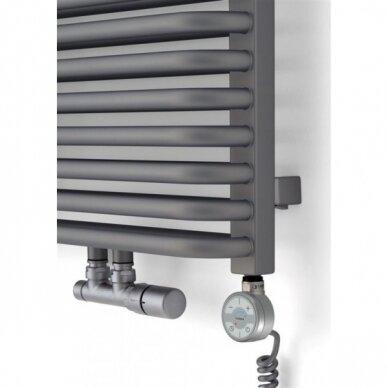 Reguliuojamas elektrinis tenas su valdikliu Terma MOA 6