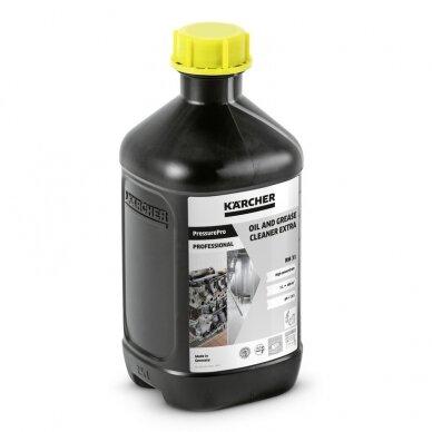 RM 31. Riebalų ir alyvos ploviklis (2,5l) Kärcher - HDS/HD / tepalams riebalams suodžiams