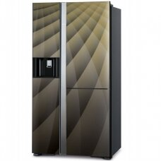 Šaldytuvas Hitachi R-M700VAGRU9X (DIA)