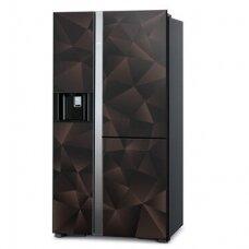 Šaldytuvas Hitachi R-M700VAGRU9X (GBZ)