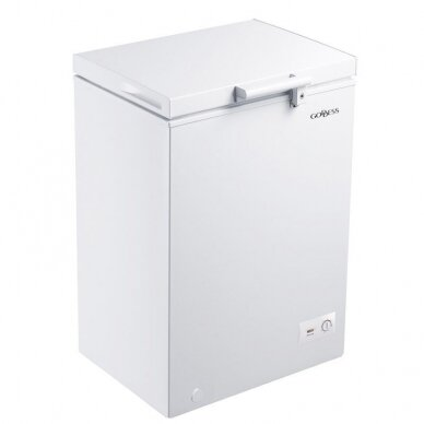 Šaldymo dėžė Goddess GODFTE2100WW8E