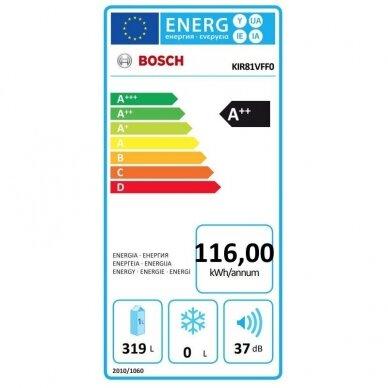 šaldytuvas Bosch KIR81VFF0 6