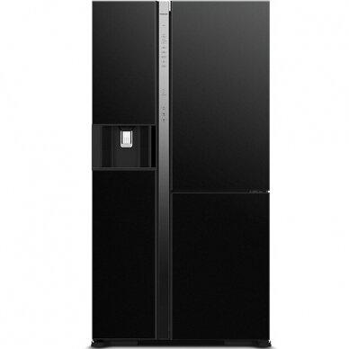 Šaldytuvas Hitachi R-MX700GVRU0 (GBK)