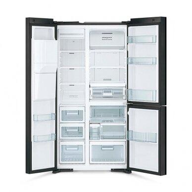 Šaldytuvas Hitachi R-MX700GVRU0 (GBK) 2