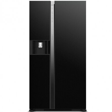 Šaldytuvas Hitachi R-SX700GPRU0 (GBK)